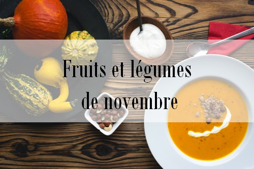 fruits et l gumes de novembre la cuisine de circ e. Black Bedroom Furniture Sets. Home Design Ideas