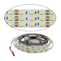 5M/Roll 60LEDs/M RGB LED Strip 5050 SMD LED Strips ...