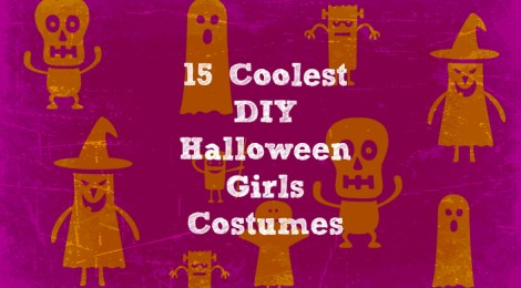 15 Coolest DIY Halloween Girls Costumes