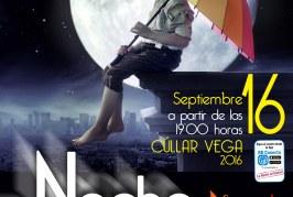 NOCHE EN BLANCO – 16 SEPTIEMBRE