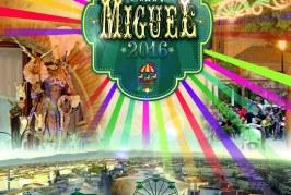 Programa FIESTAS San Miguel 2016