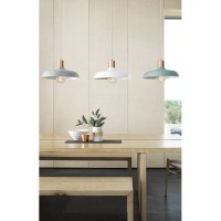 Cult Living Eva Pendant Light in White | Cult Furniture UK