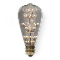 E27 LED Light Bulb Edison ST64-T9 Vintage Ferrowatt | Cult UK