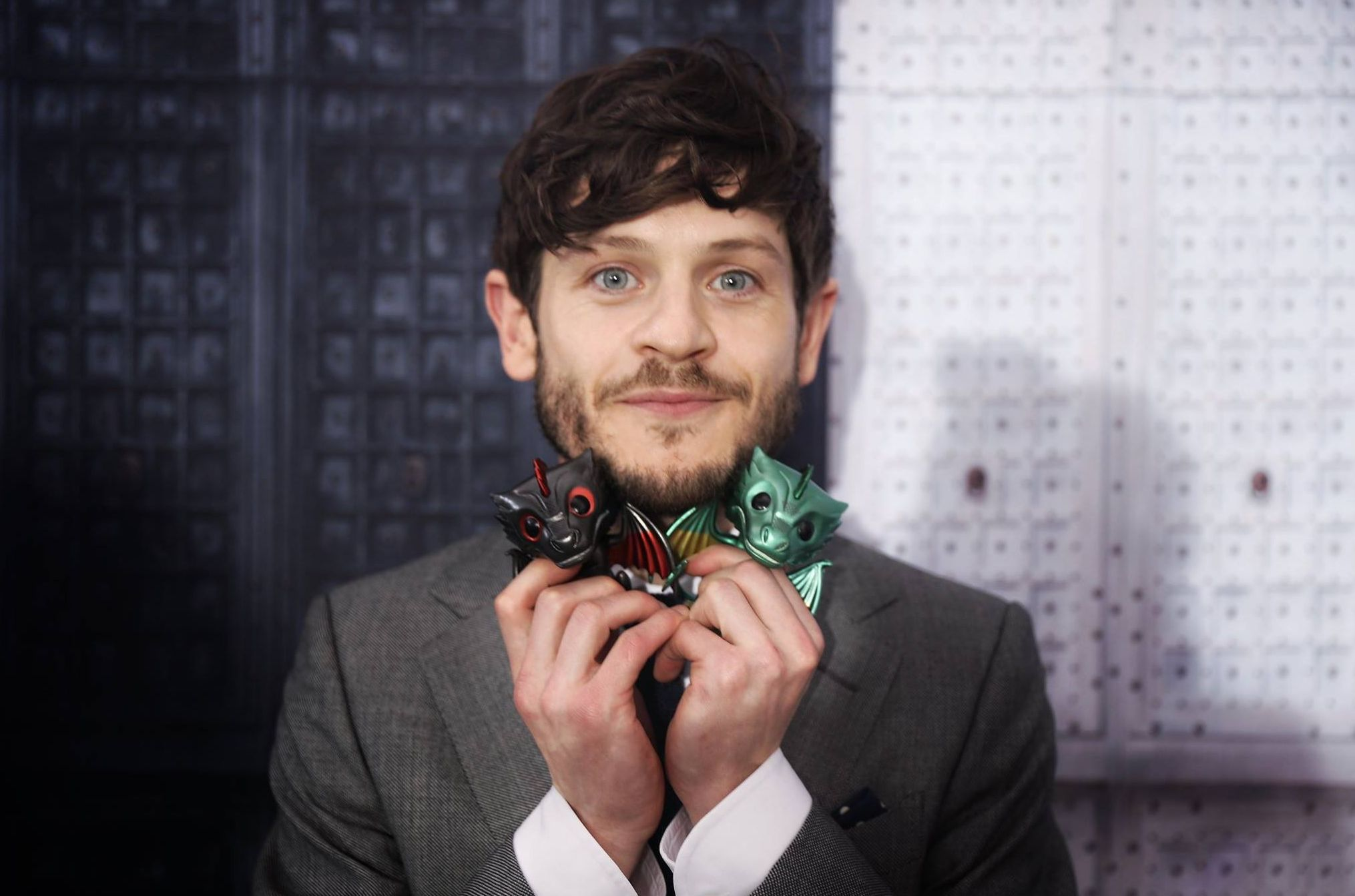 Fall Moving Wallpaper Iwan Rheon To Star In Marvel S Inhumans Tv Series Cultjer
