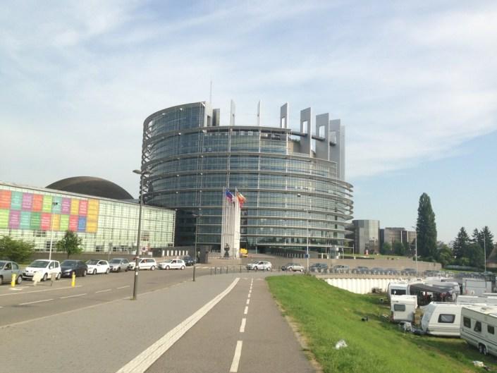 Strasbourg, European Parliament
