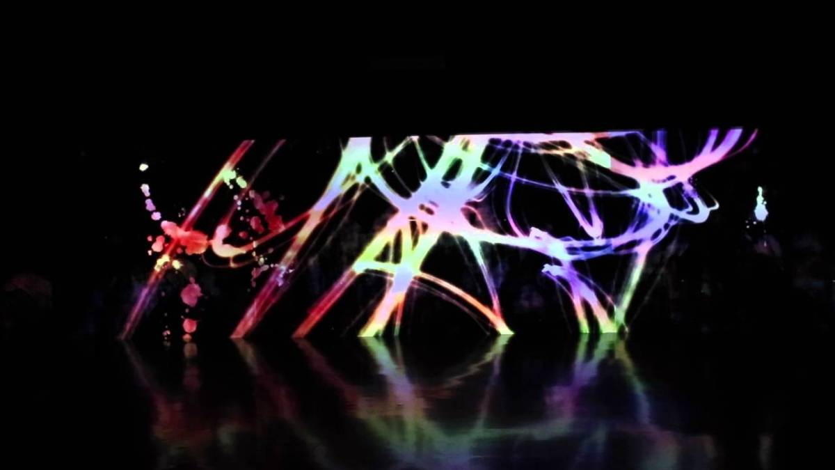 Living Digital Space and Future Parks by teamLAB: Where Art & Technology Meet