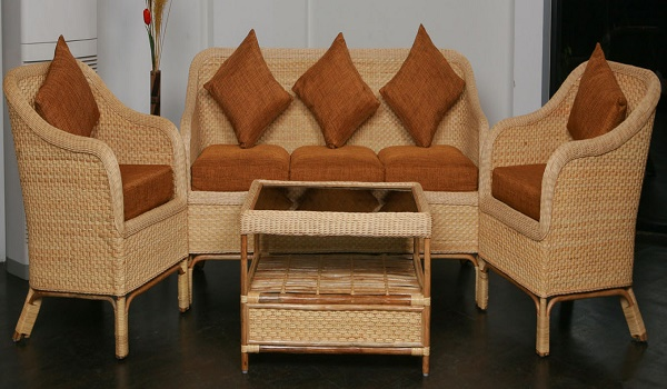 Cane Furniture Of India