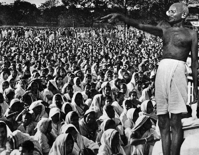 Mahatma Gandhi Biography Facts Life History Role In