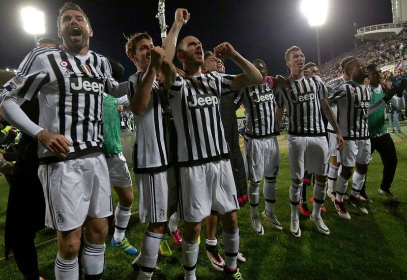 Juventus continúa reinando
