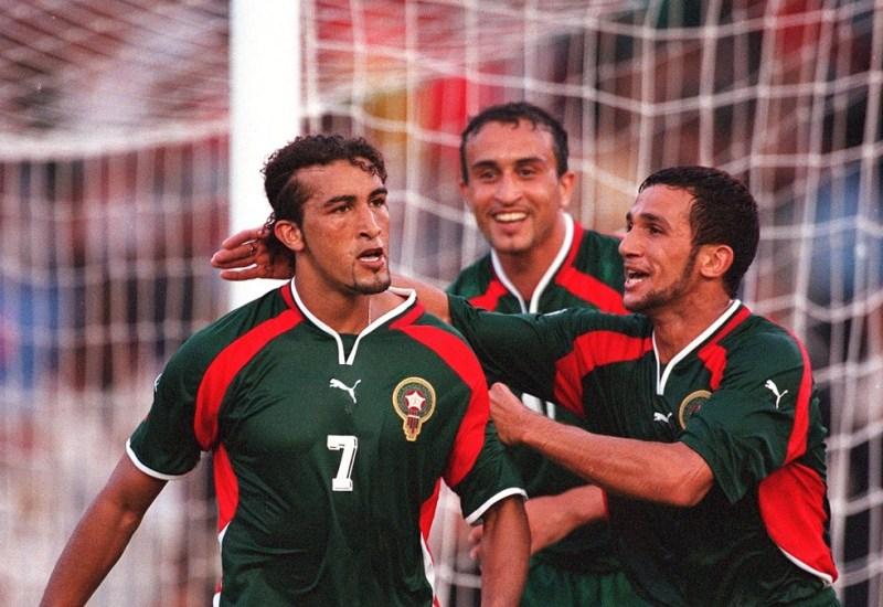 Jugadores Noventosos: Mustapha Hadji