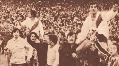 Chacarita Juniors, uno de los primeros equipos en desterrar la hegemonía de los grandes