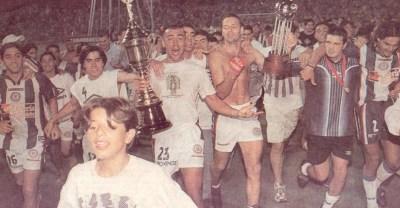 Talleres Campeón copa conmebol