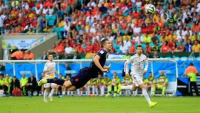 España-Holanda-Mundial 2014