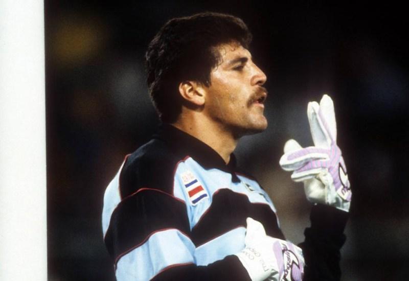 Grandes arqueros: Luis Gabelo Conejo