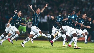Independiente del Valle busca hacer historia.