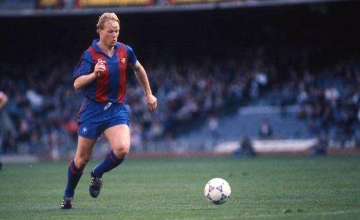 El mejor momento de su carrera lo vivió en España