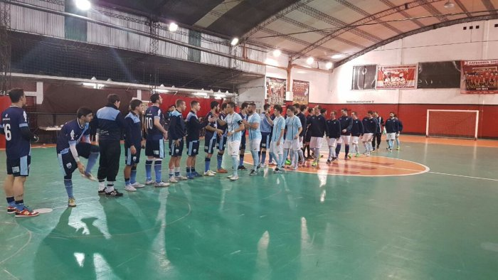 Hebraica y Kimberley se enfrentan en la Primera División
