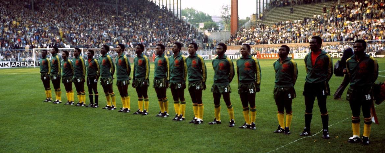 Zaire y el mundial del '74