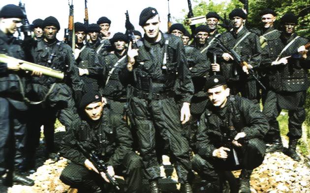 La Guardia Voluntaria Serbia