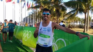 Tres Juegos Olímpicos, siendo 22º en Londres 2012.