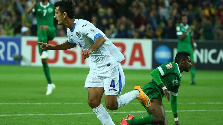 La derrotoa ante Uzbekistán y la eliminación de la Copa de Asia. El punto de inflexión.