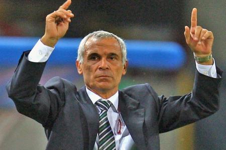 Héctor Cuper quiere devolver a Egipto el protagonismo perdido