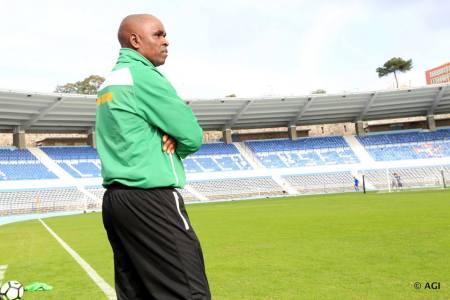 Baciro Cande llevó a Guinea-Bissau a su primera participación en Copa de África