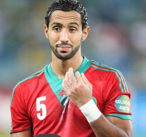 Benatia. Jugador clave en la defensa marroquí