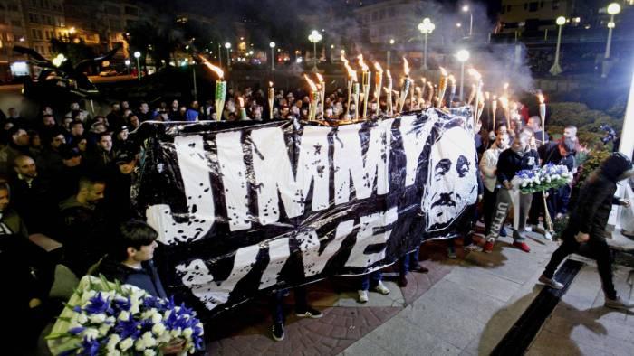 Jimmy Vive