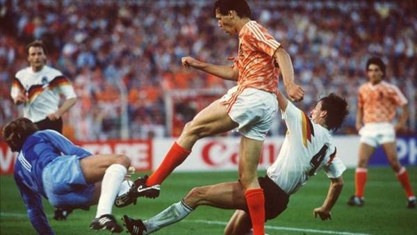 Gol Marco Van Basten Alemania Euro 88