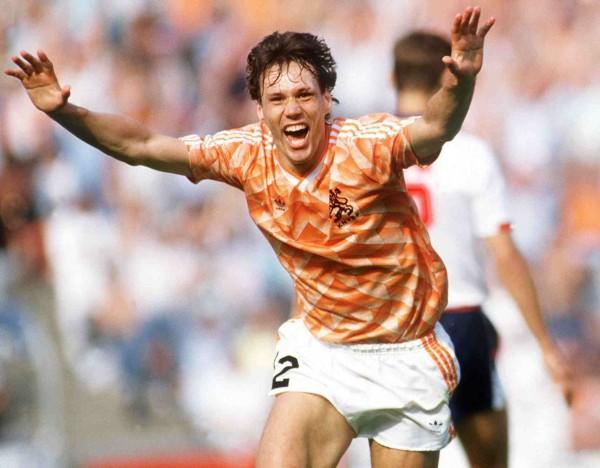 Marco Van Basten Euro 88