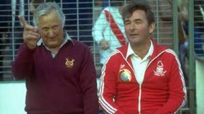 a dupla de oro para la época dorada del Nottingham Forest
