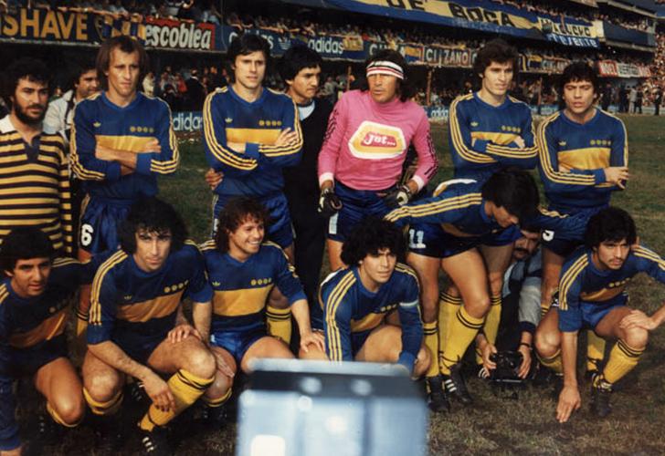 Los campeones de 1981.