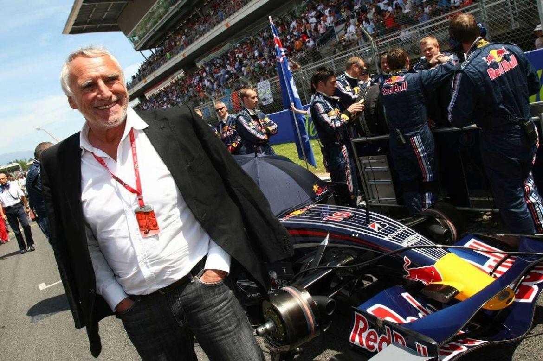 Dietrich Mateschitz, el cerebro de Red Bull.
