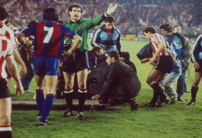 La Batalla de Bernabéu