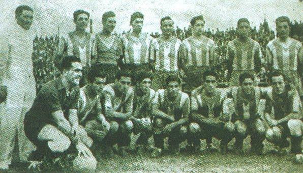 Campeón 1938