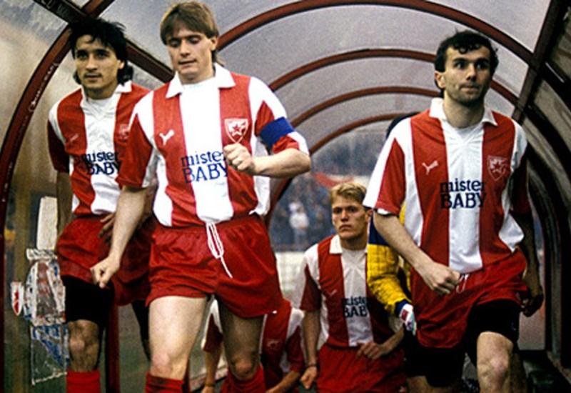 Estrella Roja 1991