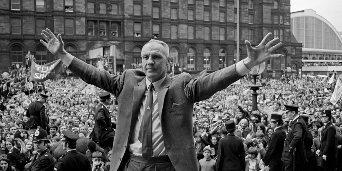 """Shankly, el """"padre de la criatura"""""""