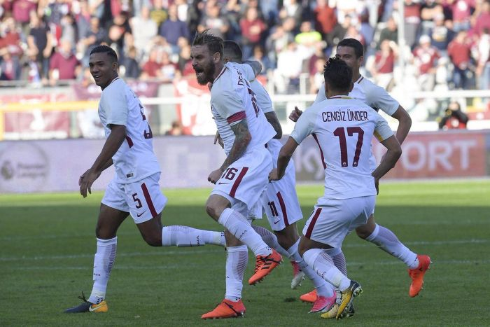 Torino Roma 1
