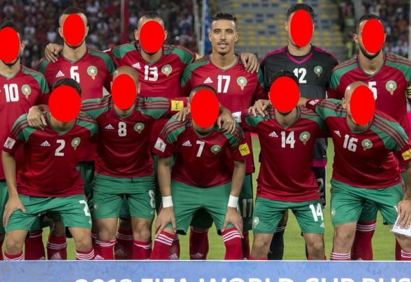 Marruecos, la selección migrante