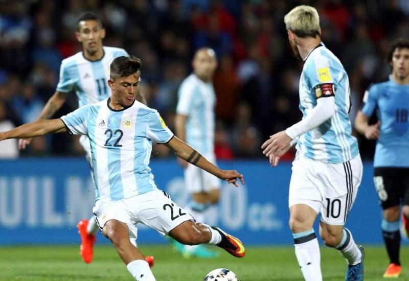 La complementariedad entre Messi y Dybala