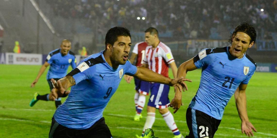 Suárez y Cavani: Emblemas contemporáneos de Uruguay.