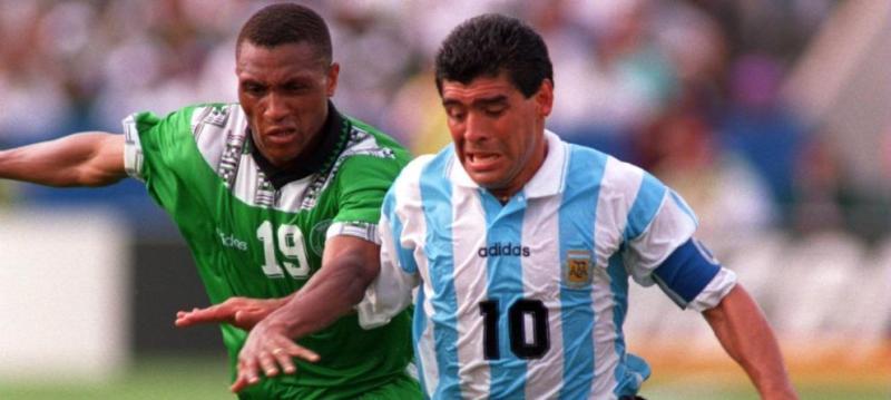 Argentina Nigeria I