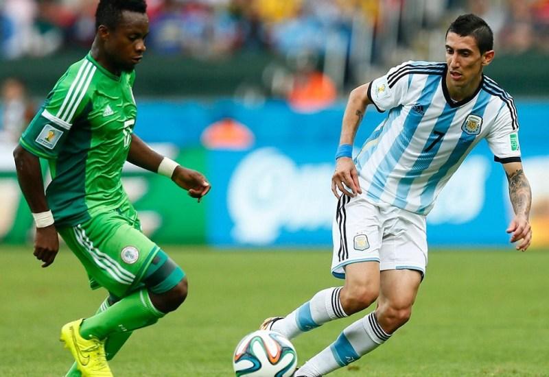 Argentina Nigeria IV
