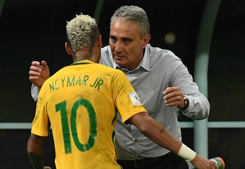 El Brasil de Tite