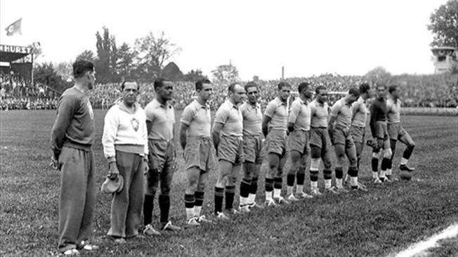 Equipo Brasil vs Polonia