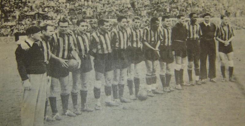Peñarol 1949 La Máquina