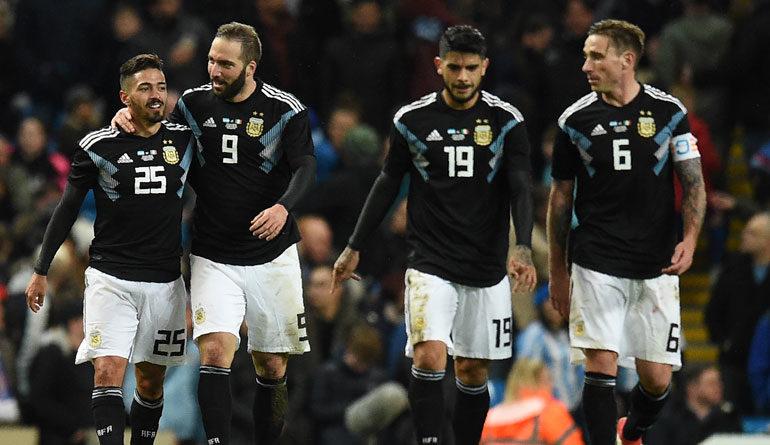 Argentina Italia 2-0