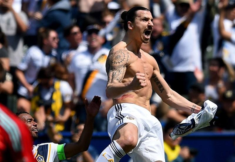 Zlatan is back