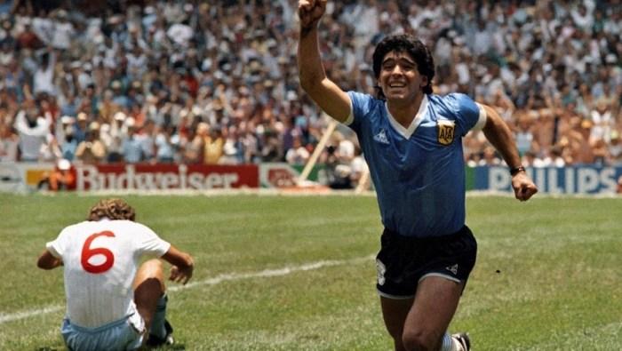 Maradona III